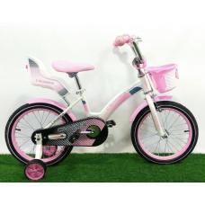 Велосипед CROSSER C3 на 16  розовый
