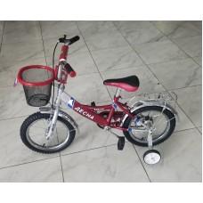 Велосипед  ДЕСНА на 14 красный