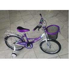 Велосипед  ДЕСНА на 18 фиолетовый