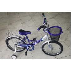 Велосипед  ДЕСНА на 18 синий