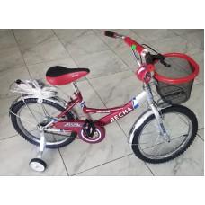 Велосипед  ДЕСНА на 18 красный
