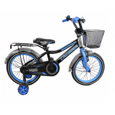 Велосипед CROSSER C13 на 16 синий