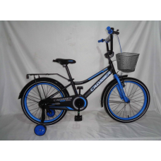 Велосипед CROSSER  C13 на 18 синий