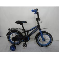 Велосипед CROSSER C13 на 12 синий