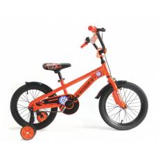 Велосипед CROSSER G 960 на 16 оранжевый