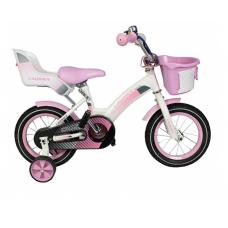 Велосипед CROSSER C3 на 12 розовый