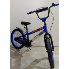 Велосипед CROSSER 717 С11 на 20 синий