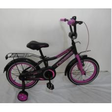 Велосипед CROSSER C13 на 14 розовый
