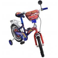 Велосипед CROSSER Cars на 20 сине/красный