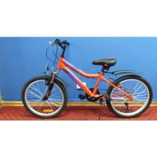 Велосипед  Horizont Voltage  на 20 оранжевый