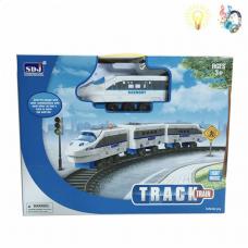 """Поезд """"METRO""""."""