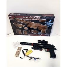Набор пистолет с мягкими пулями