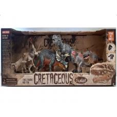 Динозавр набор 6 штук.