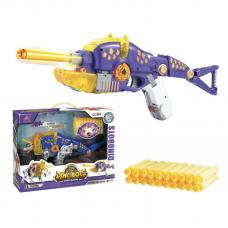 Пистолет-трансформер с мягкими пулями