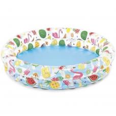 Детский надувной бассейн 122×25см, 150Л, 2+