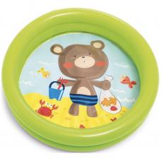 Детский надувной бассейн 61×15см, 15Л, 1-3 лет