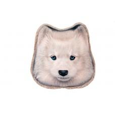 Подушка собака Лайка