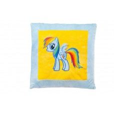 Подушка Пони голубой