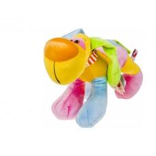 Разноцветный пёс