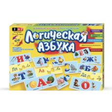 Настольная игра Логическая азбука