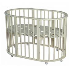 Детская кроватка *MIRACOLO AMORE* слоновая кость