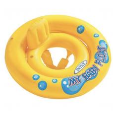 Детский надувной круг 67cm, 1-2 года
