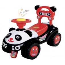 Толокар Alex Baby панда красная