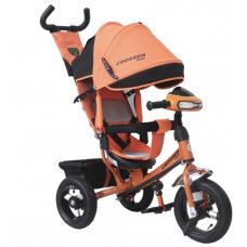 Велосипед CROSSER T-1 AIR оранжевый