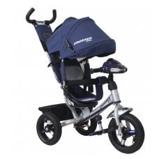 Велосипед CROSSER T-1 AIR синий