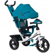 Велосипед CROSSER T-1 EVA голубой