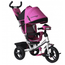 Велосипед CROSSER T-1 AIR розовый
