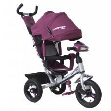 Велосипед CROSSER T-1 AIR фиолетовый